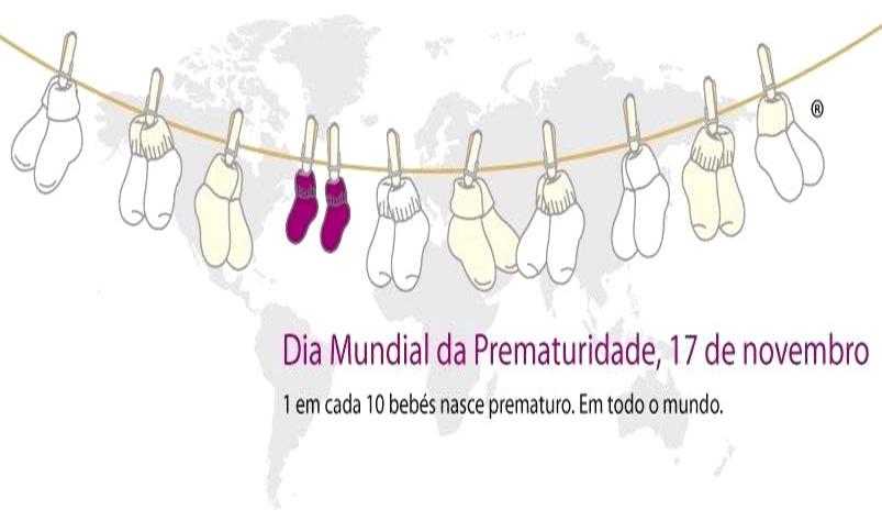 Resultado de imagem para dia mundial da prematuridade 2016